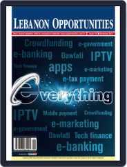 Lebanon Opportunities (Digital) Subscription November 6th, 2013 Issue