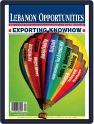 Lebanon Opportunities (Digital) Subscription September 5th, 2013 Issue