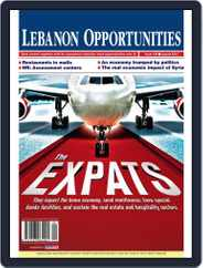 Lebanon Opportunities (Digital) Subscription August 5th, 2013 Issue