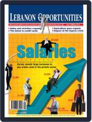 Lebanon Opportunities (Digital) Subscription April 5th, 2013 Issue