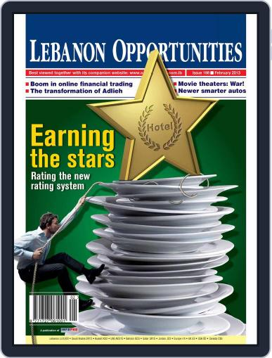 Lebanon Opportunities (Digital) February 5th, 2013 Issue Cover