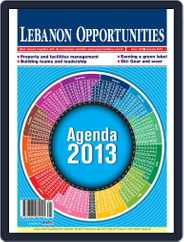 Lebanon Opportunities (Digital) Subscription January 4th, 2013 Issue