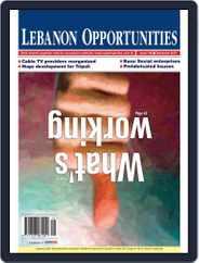 Lebanon Opportunities (Digital) Subscription December 7th, 2012 Issue