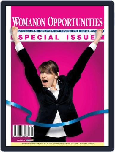 Lebanon Opportunities (Digital) November 5th, 2012 Issue Cover