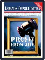 Lebanon Opportunities (Digital) Subscription June 7th, 2012 Issue