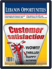 Lebanon Opportunities (Digital) Subscription May 4th, 2012 Issue