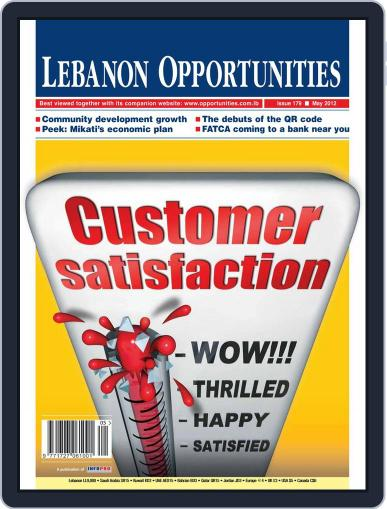 Lebanon Opportunities (Digital) May 4th, 2012 Issue Cover