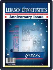 Lebanon Opportunities (Digital) Subscription April 4th, 2012 Issue