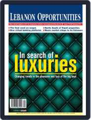 Lebanon Opportunities (Digital) Subscription February 4th, 2012 Issue