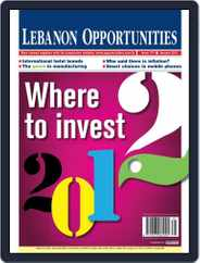 Lebanon Opportunities (Digital) Subscription January 10th, 2012 Issue
