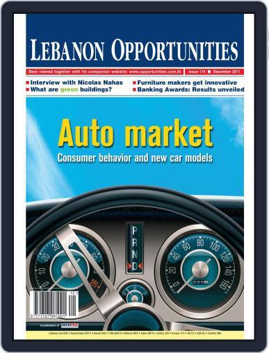 Lebanon Opportunities (Digital) December 7th, 2011 Issue Cover