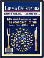 Lebanon Opportunities (Digital) Subscription October 7th, 2011 Issue
