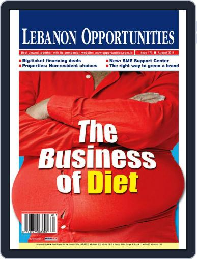 Lebanon Opportunities (Digital) August 4th, 2011 Issue Cover