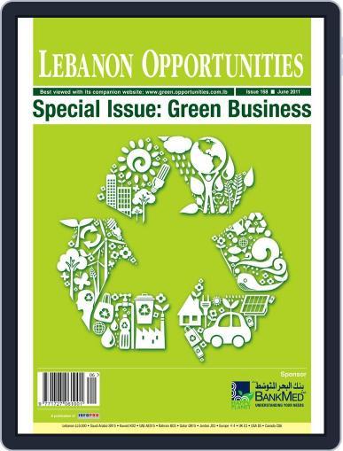 Lebanon Opportunities (Digital) June 8th, 2011 Issue Cover
