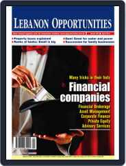 Lebanon Opportunities (Digital) Subscription April 5th, 2011 Issue