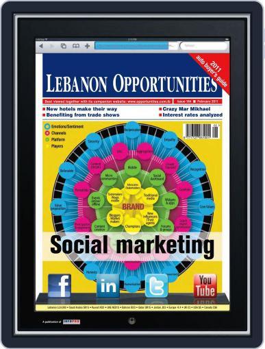 Lebanon Opportunities (Digital) February 5th, 2011 Issue Cover