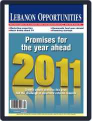 Lebanon Opportunities (Digital) Subscription January 7th, 2011 Issue