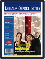 Lebanon Opportunities (Digital) Subscription October 5th, 2010 Issue