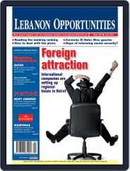 Lebanon Opportunities (Digital) Subscription February 6th, 2010 Issue