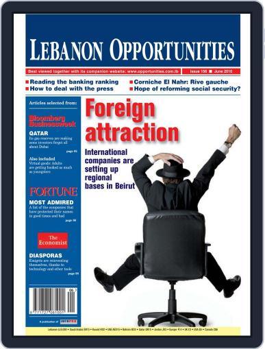 Lebanon Opportunities (Digital) February 6th, 2010 Issue Cover