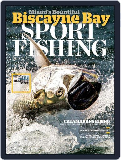 Sport Fishing September 1st, 2019 Digital Back Issue Cover