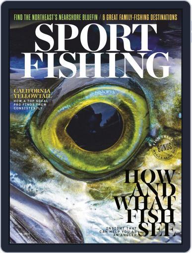 Sport Fishing June 1st, 2019 Digital Back Issue Cover