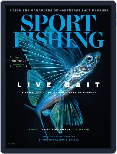 Sport Fishing (Digital) May 1st, 2019 Issue Cover