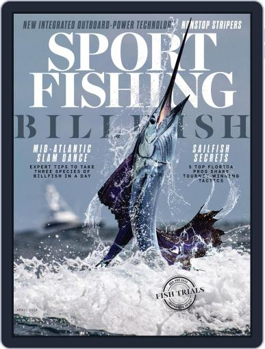 Sport Fishing March 18th, 2019 Digital Back Issue Cover