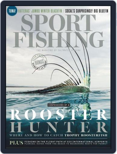 Sport Fishing (Digital) January 14th, 2019 Issue Cover
