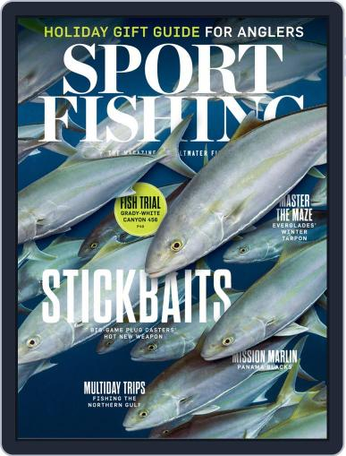 Sport Fishing October 13th, 2018 Digital Back Issue Cover