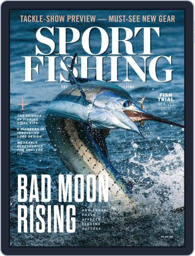 Sport Fishing (Digital) July 1st, 2018 Issue Cover