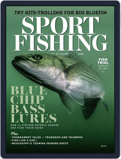 Sport Fishing (Digital) June 1st, 2018 Issue Cover