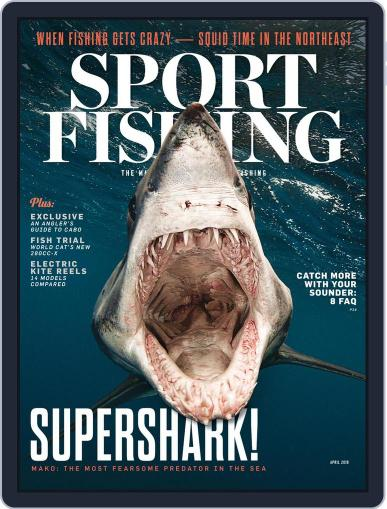 Sport Fishing (Digital) April 1st, 2018 Issue Cover