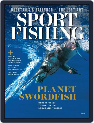 Sport Fishing (Digital) March 1st, 2018 Issue Cover