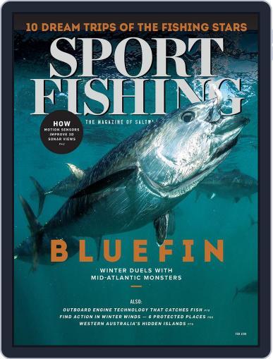 Sport Fishing (Digital) February 1st, 2018 Issue Cover