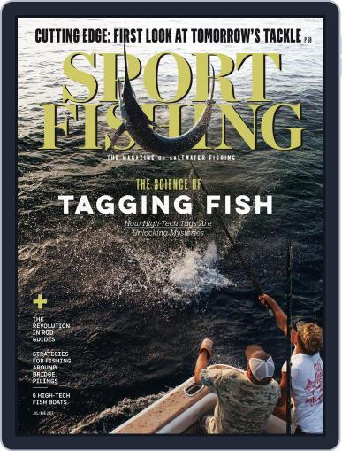 Sport Fishing July 1st, 2017 Digital Back Issue Cover