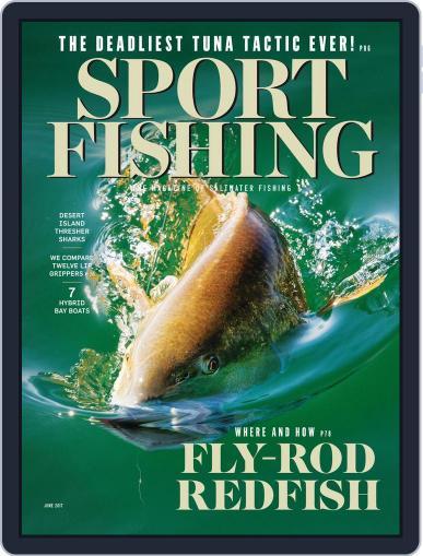 Sport Fishing (Digital) June 1st, 2017 Issue Cover
