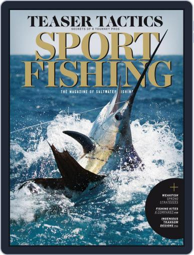 Sport Fishing April 1st, 2017 Digital Back Issue Cover