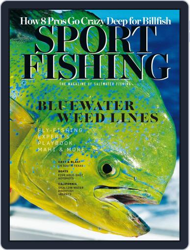 Sport Fishing March 1st, 2017 Digital Back Issue Cover