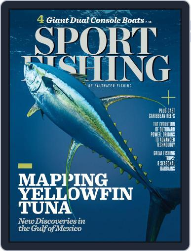 Sport Fishing (Digital) February 1st, 2017 Issue Cover
