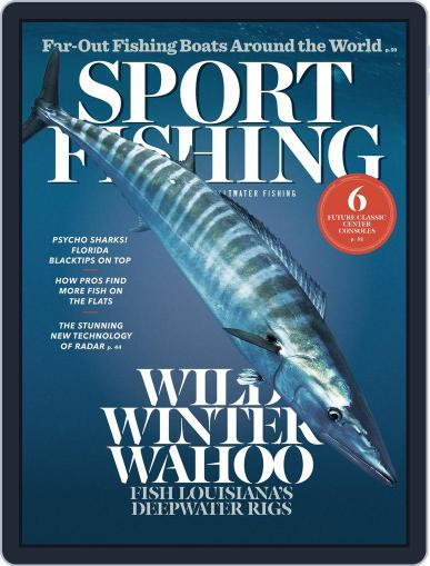 Sport Fishing January 1st, 2017 Digital Back Issue Cover