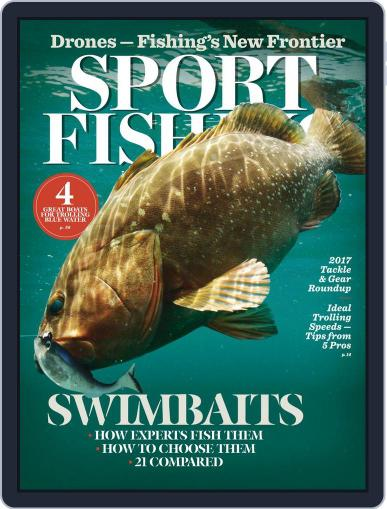 Sport Fishing (Digital) November 1st, 2016 Issue Cover