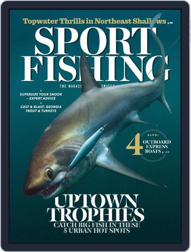 Sport Fishing (Digital) September 1st, 2016 Issue Cover