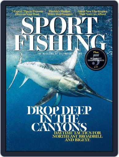 Sport Fishing (Digital) April 16th, 2016 Issue Cover