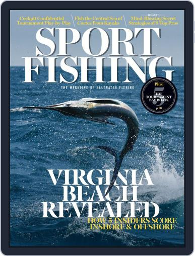 Sport Fishing March 19th, 2016 Digital Back Issue Cover
