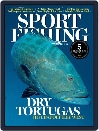 Sport Fishing (Digital) February 6th, 2016 Issue Cover
