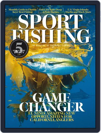 Sport Fishing (Digital) January 1st, 2016 Issue Cover