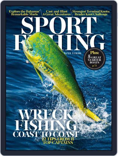 Sport Fishing September 1st, 2015 Digital Back Issue Cover