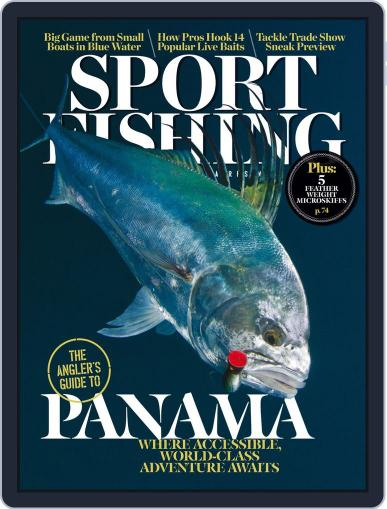 Sport Fishing (Digital) July 1st, 2015 Issue Cover