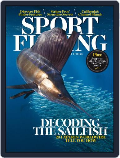 Sport Fishing May 1st, 2015 Digital Back Issue Cover